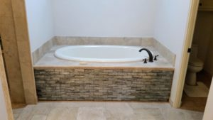 Tub Face Tile Upgrade After